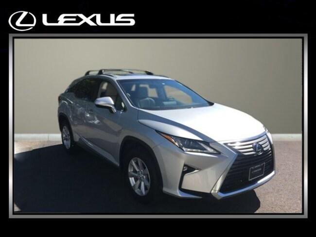 2016 LEXUS RX SUV