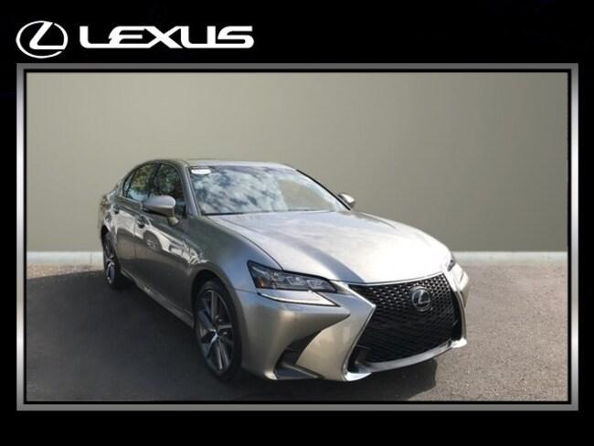 2018 LEXUS GS Sedan