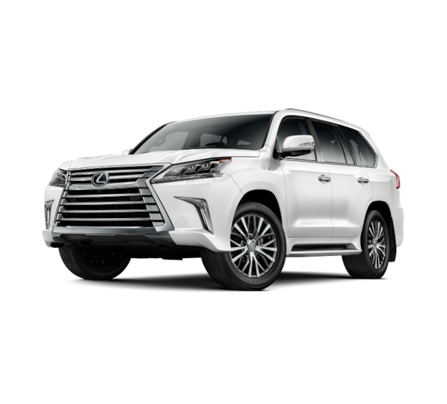 New 2019 LEXUS LX 570 Three-ROW For Sale At Lexus Of