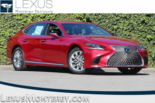 New 2019 LEXUS LS 500 Sedan For Sale/Lease Seaside, CA