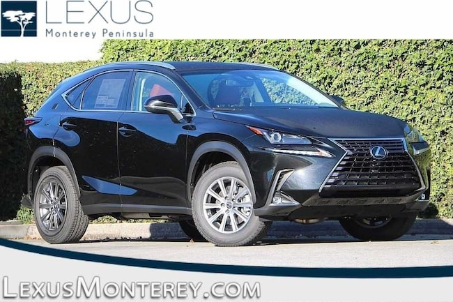 New 2019 LEXUS NX 300 SUV For Sale/Lease Seaside, CA