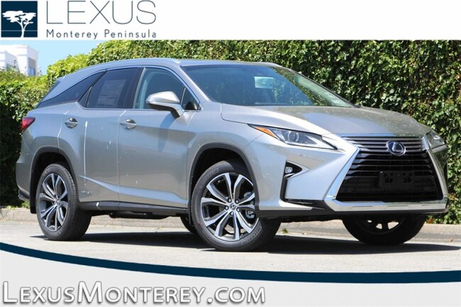 New 2019 LEXUS RX 450hL SUV For Sale/Lease Seaside, CA