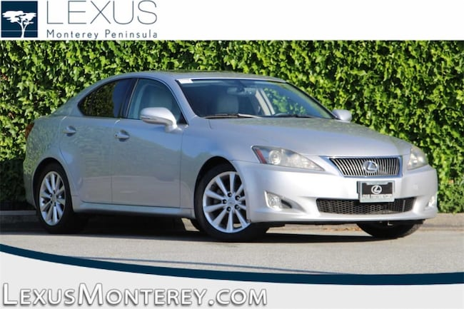 Used 2010 LEXUS IS 250 Sedan For Sale Seaside, CA