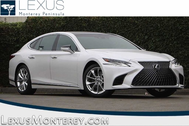 New 2018 LEXUS LS 500 Sedan For Sale/Lease Seaside, CA
