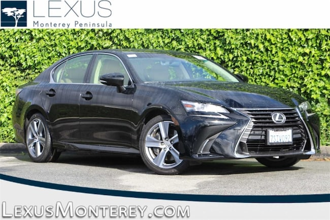 L/Certified Pre-Owned 2016 LEXUS GS 350 Sedan For Sale Seaside, CA