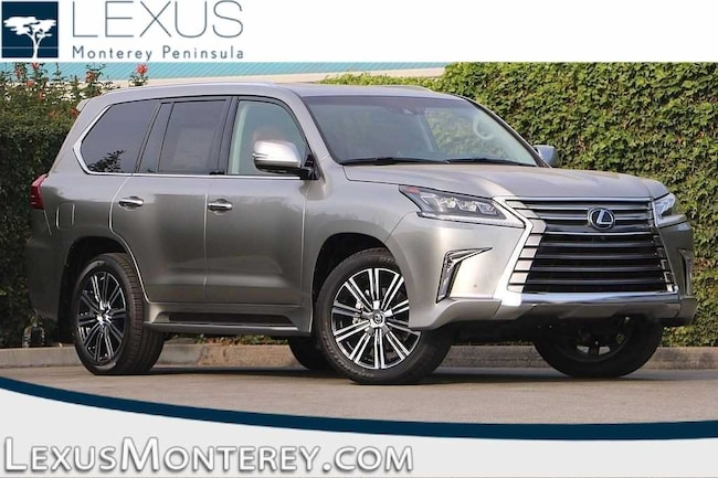 New 2019 LEXUS LX 570 SUV For Sale/Lease Seaside, CA