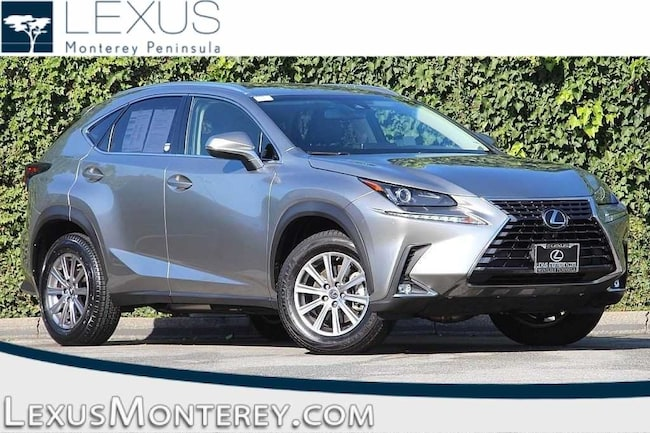 L/Certified Pre-Owned 2018 LEXUS NX 300 SUV For Sale Seaside, CA
