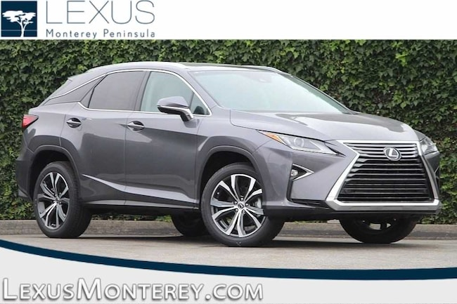 New 2018 LEXUS RX 350 SUV For Sale/Lease Seaside, CA