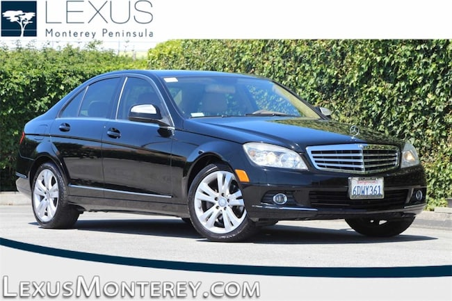 Used 2008 Mercedes-Benz C-Class Sedan For Sale Seaside, CA