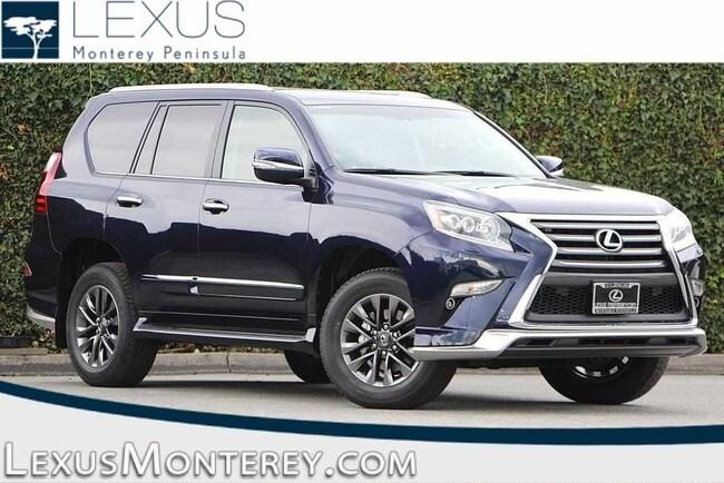 New 2019 LEXUS GX 460 SUV For Sale/Lease Seaside, CA