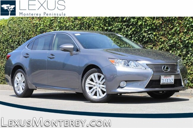 L/Certified Pre-Owned 2015 LEXUS ES 350 Sedan For Sale Seaside, CA