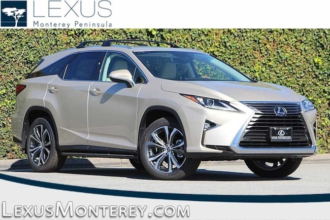 New 2019 LEXUS RX 350L SUV For Sale/Lease Seaside, CA