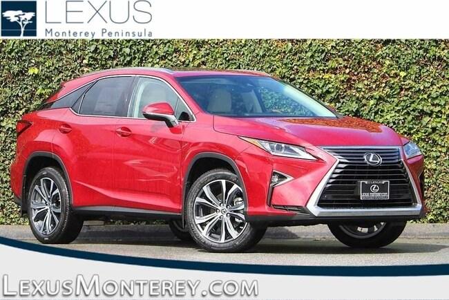 New 2019 LEXUS RX 350 For Sale/Lease | Seaside CA | VIN
