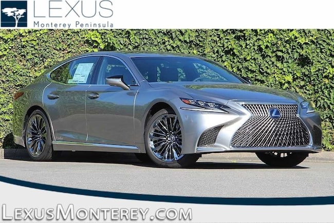 New 2019 LEXUS LS 500h Sedan For Sale/Lease Seaside, CA