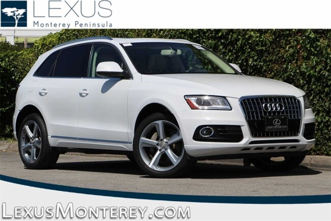 Used 2014 Audi Q5 SUV For Sale Seaside, CA