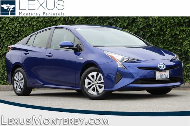 Used 2016 Toyota Prius Hatchback For Sale Seaside, CA