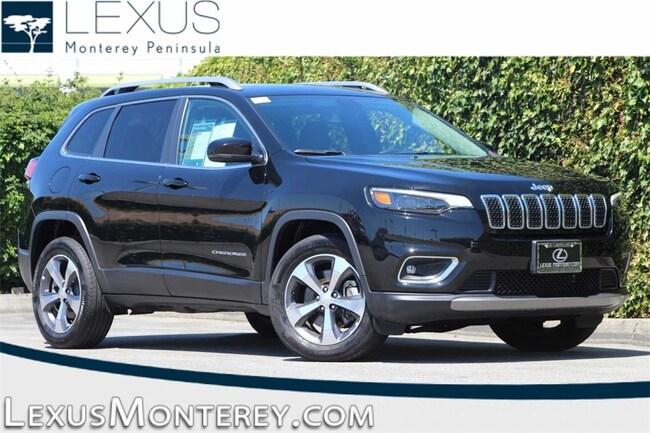 Used 2019 Jeep Cherokee SUV For Sale Seaside, CA