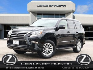 Used 2018 LEXUS GX 460 For Sale at Lexus of Austin | VIN