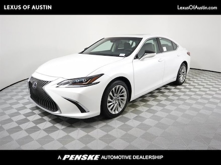 2021 LEXUS ES 300h Ultra Luxury Sedan