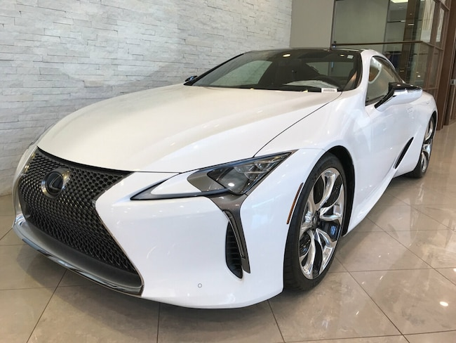 New 2019 Lexus Lc 500 For Sale At Lexus Of Austin Vin