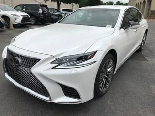 2019 LEXUS LS 500 Sedan