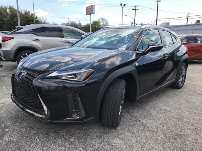 New 2019 Lexus Ux 200 F Sport For Sale At Lexus Of Austin Vin