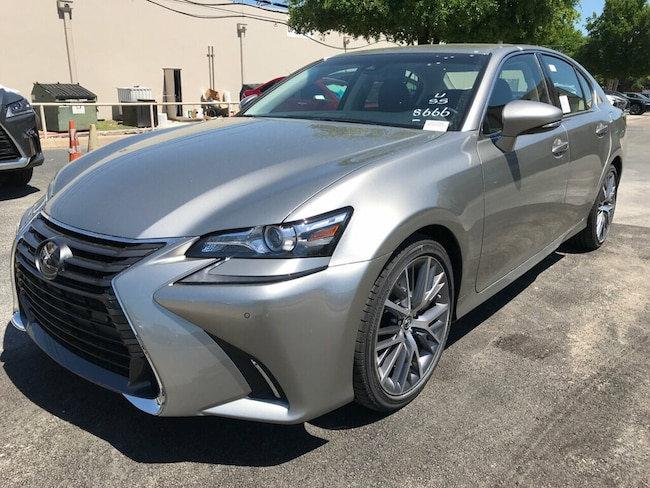 New 2019 LEXUS GS 350 For Sale at Lexus of Austin | VIN