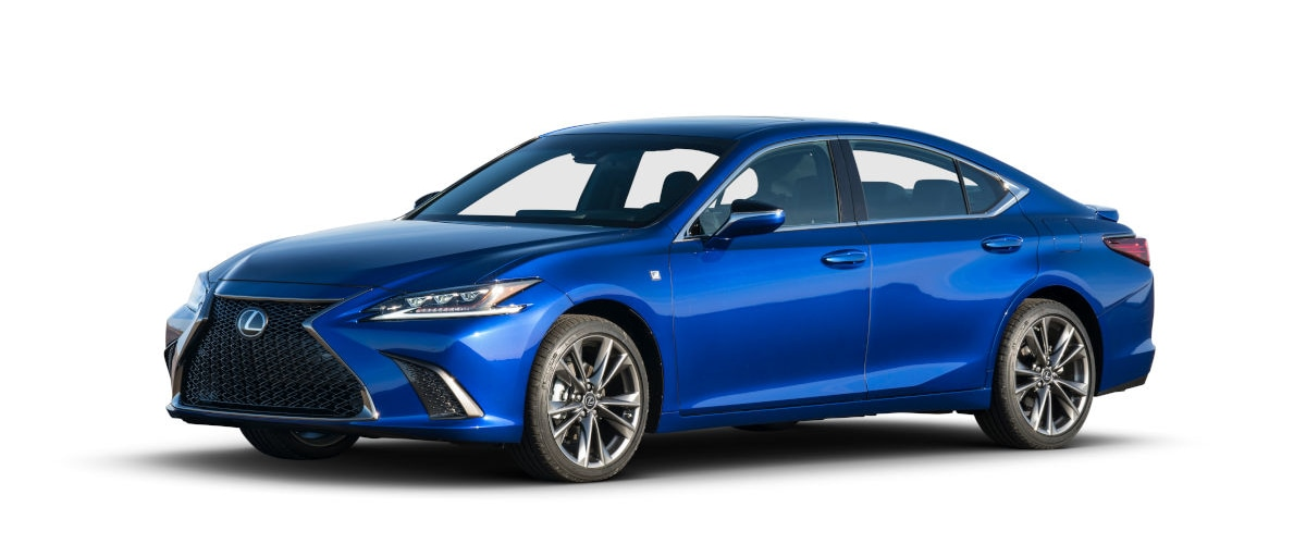 2019 Lexus ES 350 Compared