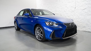 2020 LEXUS IS 300 F SPORT AWD Sedan