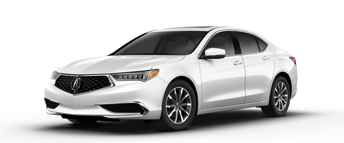 2019 Acura TLX Compared