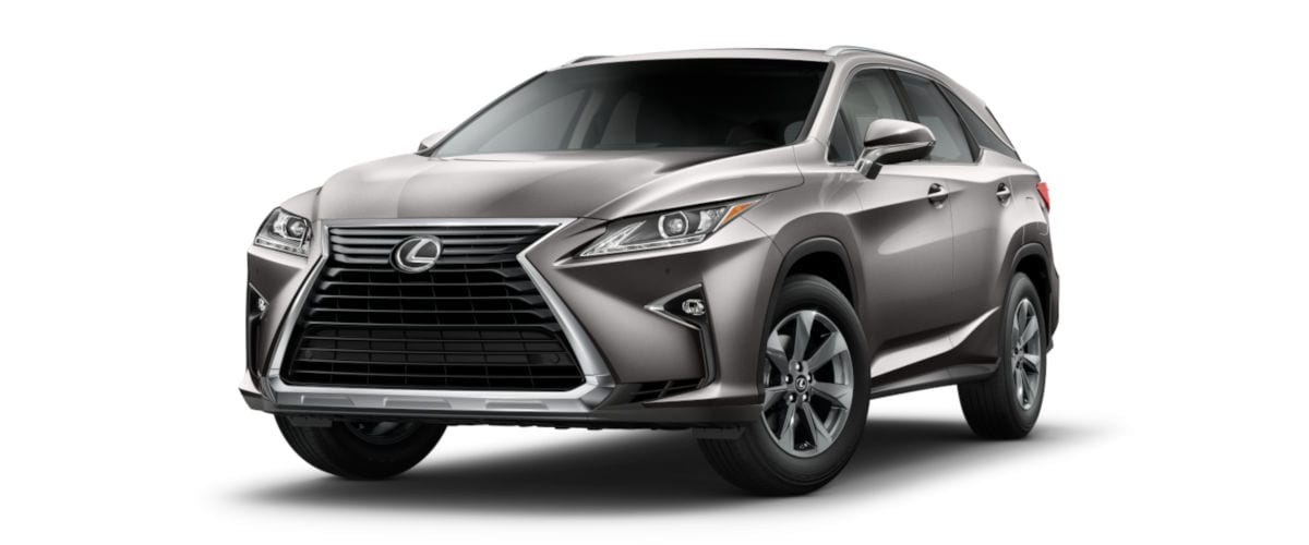 2019 Lexus RX 350L Compared