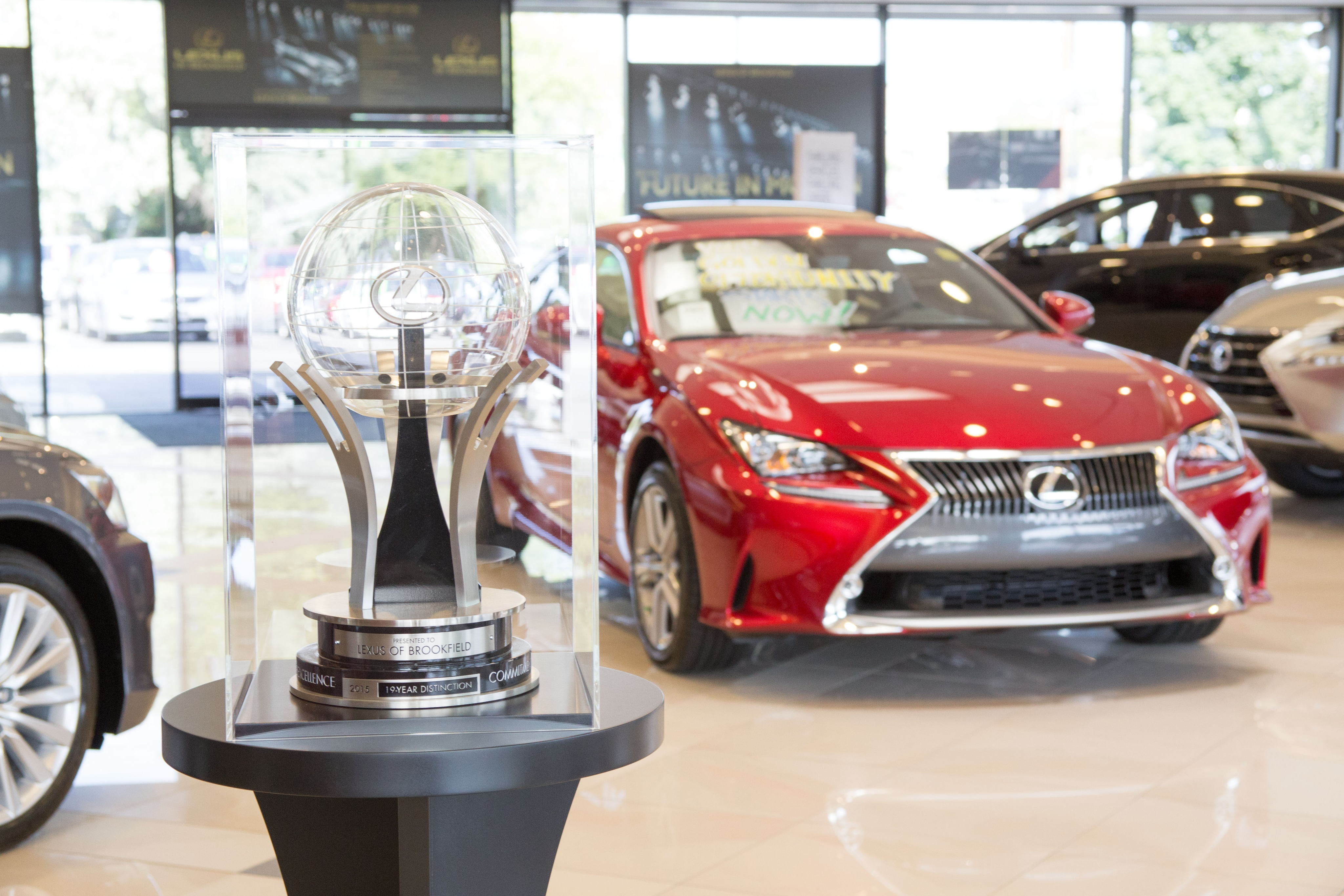 About Lexus of Brookfield | Proudly Serving the Milwaukee, WI Area