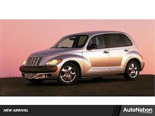 Used 2002 Chrysler PT Cruiser Limited Station Wagon for sale
