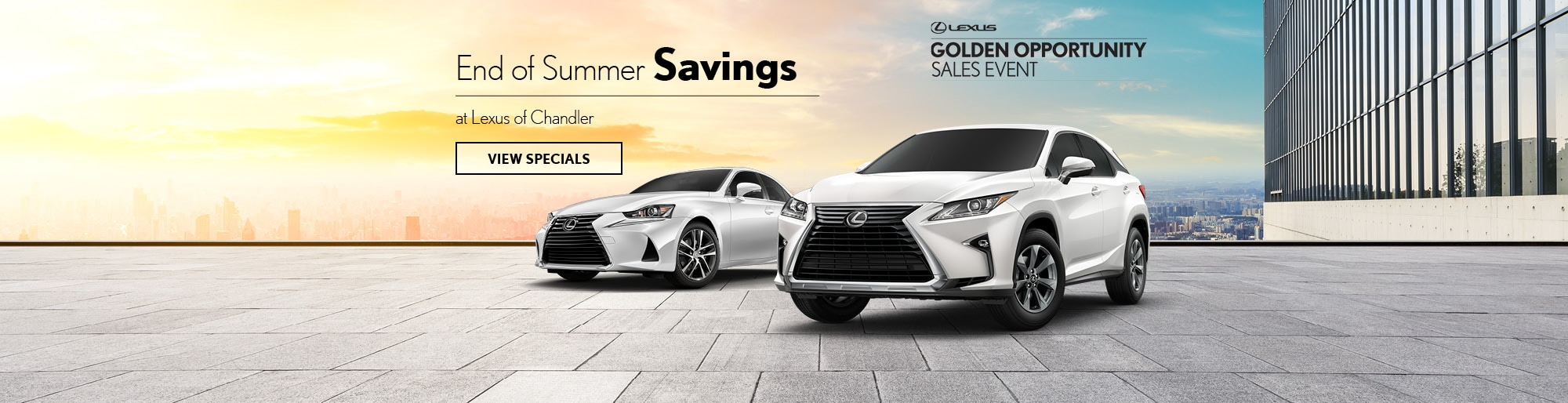 New Lexus and Used Car Dealer Serving Chandler | Lexus of Chandler