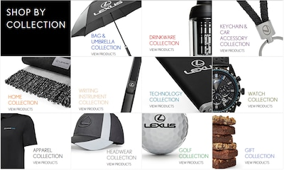 15% off All in-stock Lexus Collection Merchandise