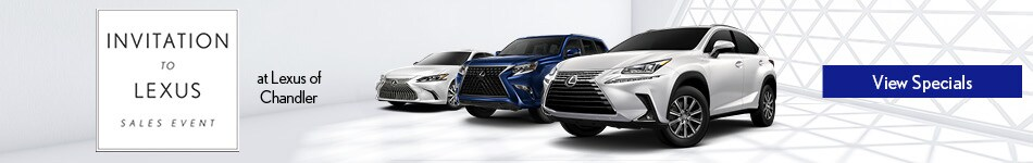 2020 - Invitation to Lexus - March