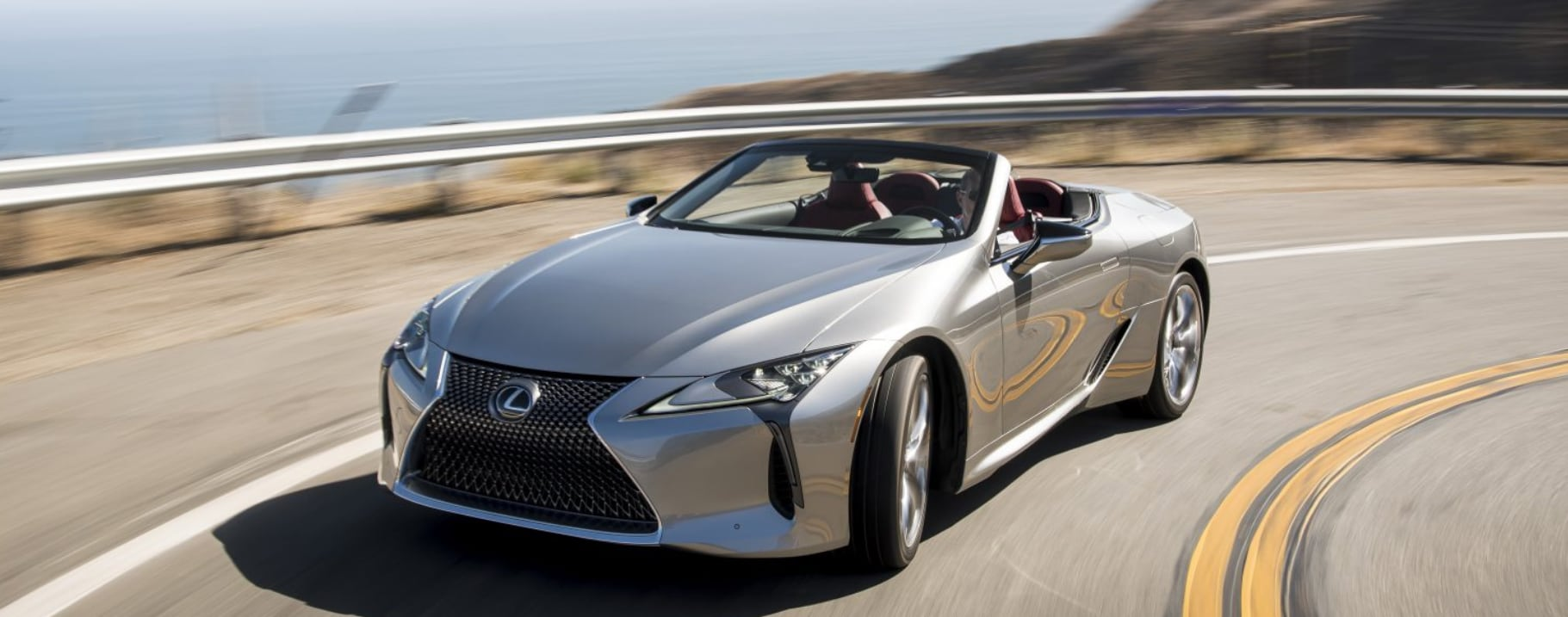 2021 Lexus LC Convertible Charleston