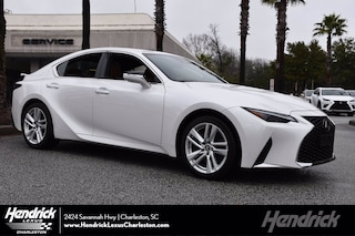 2021 LEXUS IS 300 AWD Sedan