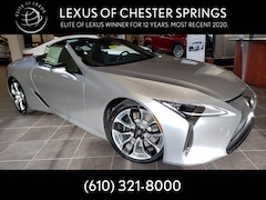 New 2021 LEXUS LC 500 Convertible Convertible in Chester Springs
