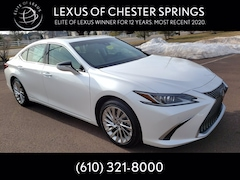 New 2021 LEXUS ES 300h Luxury Sedan 58AEA1C1XMU005688 For Sale in Chester Springs, PA