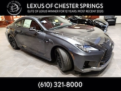 New 2021 LEXUS RC F Fuji Speedway Edition Coupe in Chester Springs