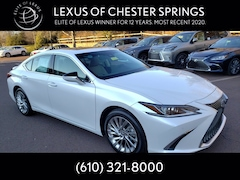 New 2021 LEXUS ES 300h Luxury Sedan 58AEA1C11MU003988 For Sale in Chester Springs, PA