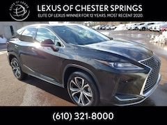 New 2021 LEXUS RX 350 AWD SUV in Chester Springs
