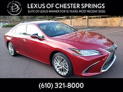 New 2021 LEXUS ES 300h Luxury Sedan 58AEA1C14MU006397 For Sale in Chester Springs, PA