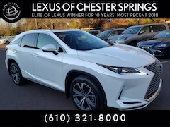New 2021 LEXUS RX 350 AWD SUV for sale in Chester Springs, PA