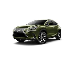 2021 LEXUS NX Luxury AWD SUV