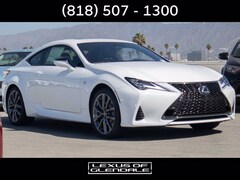 2021 LEXUS RC 350 F SPORT AWD Coupe