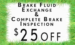 Brake Fluid Exchange & Inspection