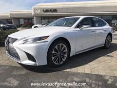 2019 LEXUS LS 500h Sedan