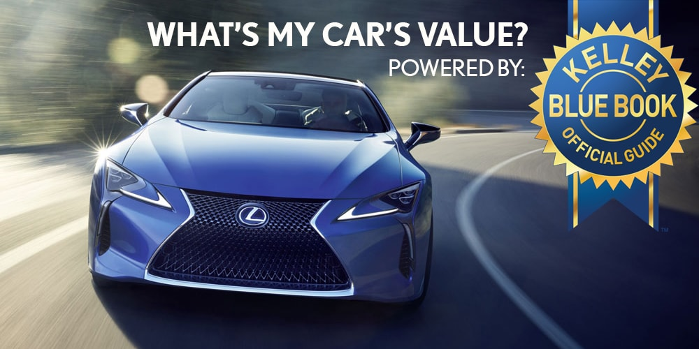 How Much Is My Car Worth >> Lexus Of Greenville Sell Your Lexus Online At Lexus Of Greenville
